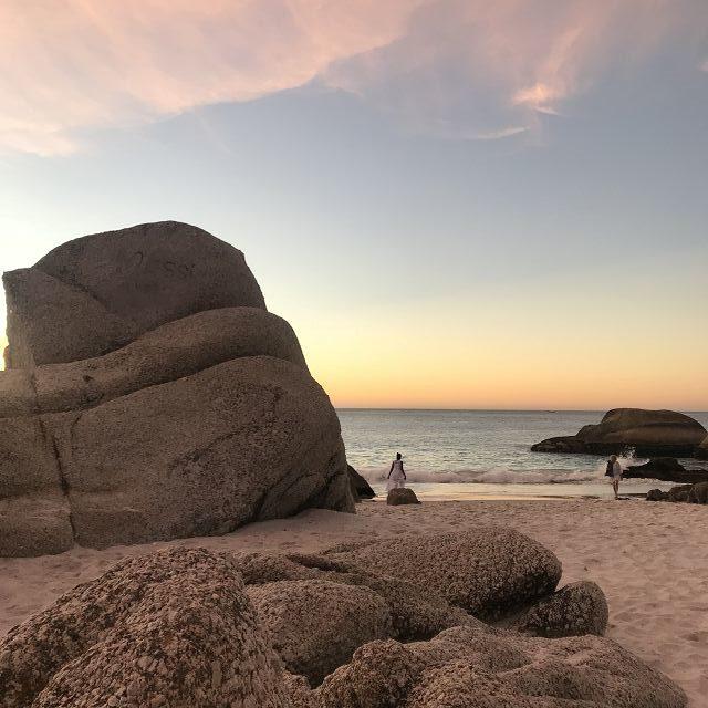 Kapstadt 2018-Das Leben ist eine Reise.Wichtig ist nicht was du siehst, sondern was du erkennst.